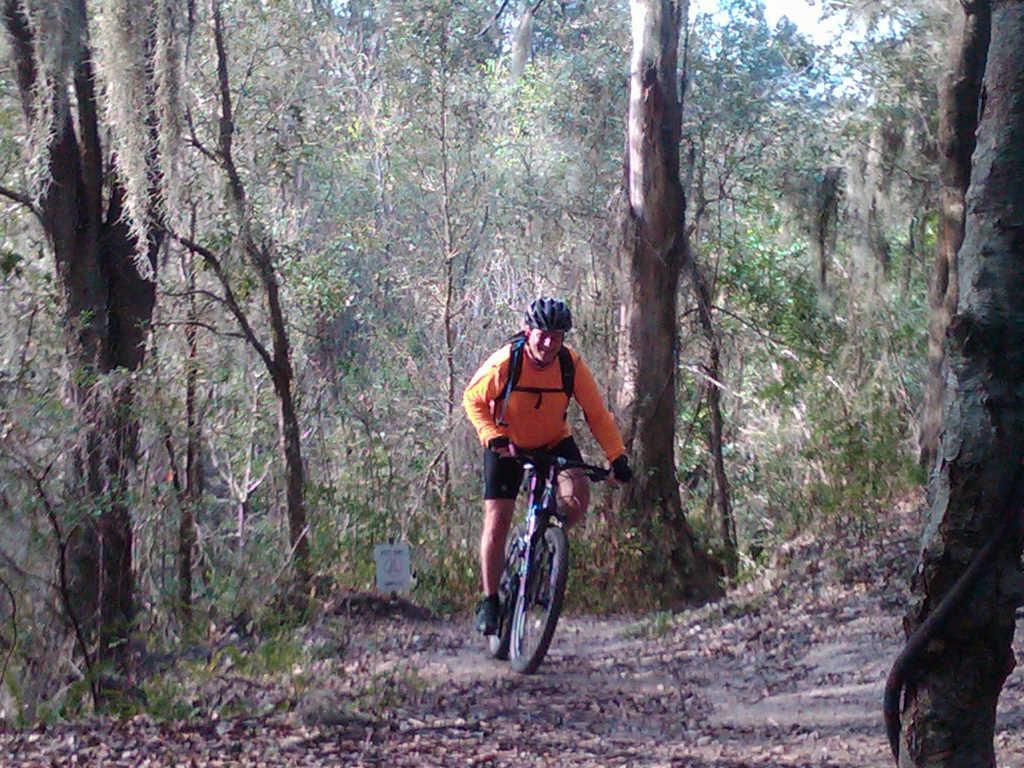 Grey Otter Outventures Mountain Biking