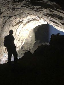 Pluto's Cave, Mt Shasta, California
