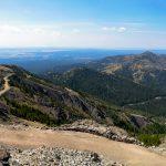 Hiking Mount Washburn
