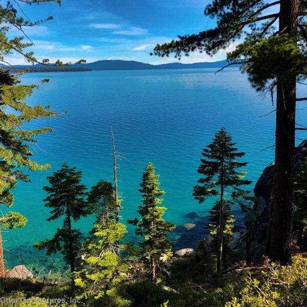 Rubicon Trail - Lake Tahoe Hiking