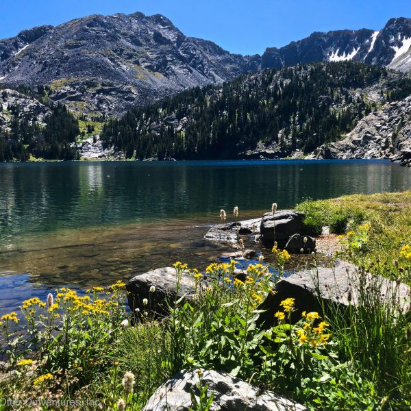 Pine Creek Lake Trail, Livingston, Montana