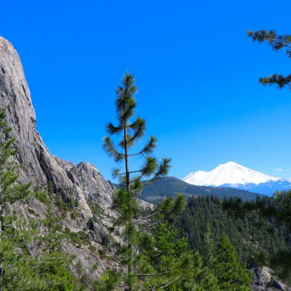 Castle Crags Trail