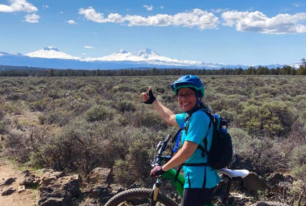 Maston Mountain Biking Trails, Bend, Oregon