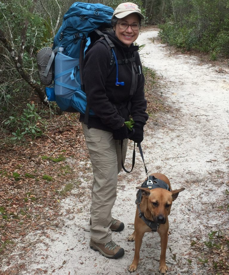 Backpacking Information